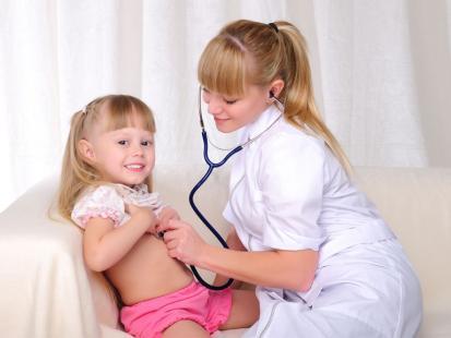 Szmery w sercu dziecka
