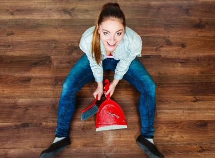 Szok! 6 brudnych miejsc, o których zapominamy przy sprzątaniu