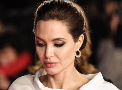 Szok! Angelina Jolie była molestowana przez jordańskiego polityka