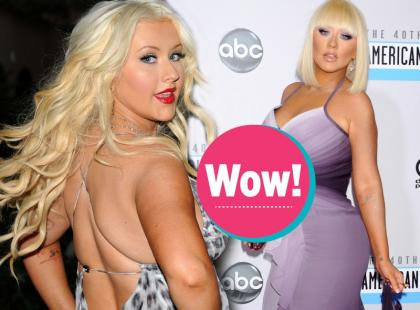 Szok! Christina Aguilera schudła 20 kg!