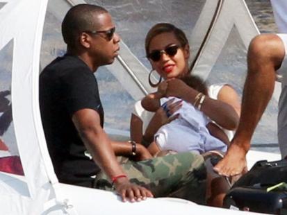 Szok! Dowiedz się, co Beyonce kupiła córce!