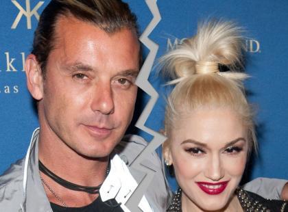 Szok! To koniec małżeństwa Gwen Stefani i Gavina Rossdale'a