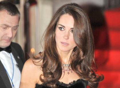 Szok w Anglii! Wyciekły zdjęcia ciężarnej księżnej Kate w bikini