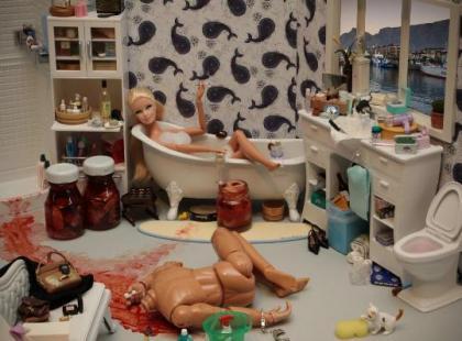 Szokujące wcielenie Barbie