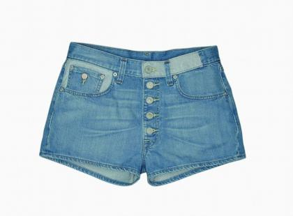 Szorty i spódnice  z wiosenno-letniej kolekcji Levis