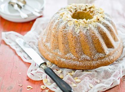 Sztuczki cukierników - ciasto piaskowe