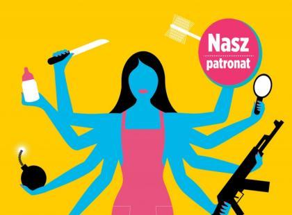 Sztuka Matka Polka terrorystka