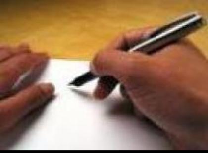 Sztuka pisania dedykacji
