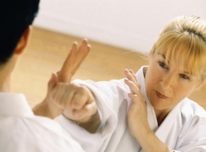Sztuki walki - Aikido