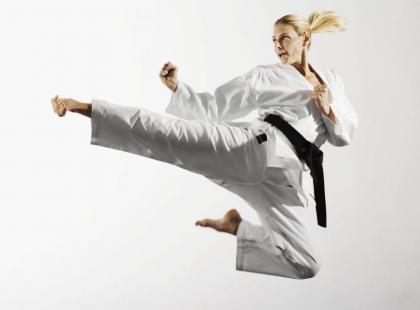 Sztuki walki - Capoeira