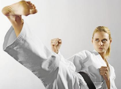 Sztuki walki - Karate