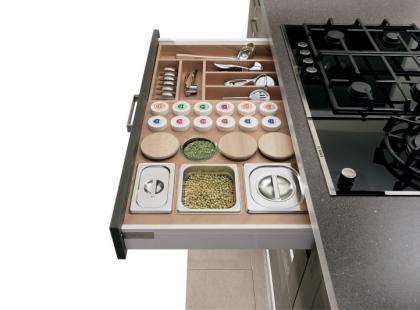 Szuflady kuchenne - Alno
