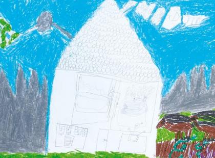 """""""Szukam ciepłego domu od zaraz"""". 8-letnia dziewczynka umieściła wzruszające ogłoszenie..."""