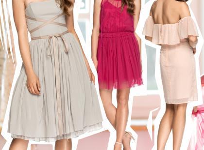 Szukasz sukienki na wesele? Mamy dla ciebie najnowsze hity!