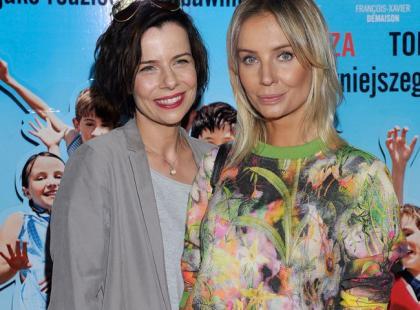 Szulim i Kulesza na premierze filmu dla dzieci