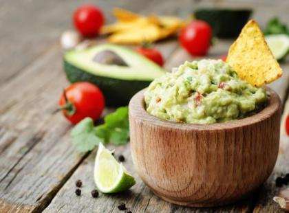 Szybki przepis na guacamole
