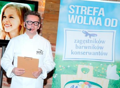 Szybkie dania od Andrzeja Polana - dla gości i nie tylko