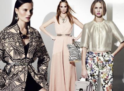 Szykowny minimalizm w wiosennej kolekcji Marks & Spencer