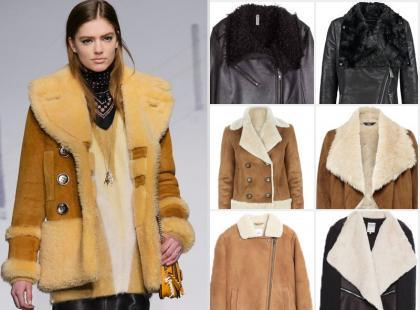 Szykujemy się do zimy: 11 modnych kożuchów