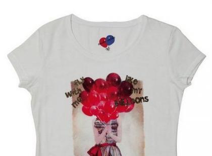 T-shirt - Cache Cache