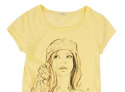 T-shirt - Lee