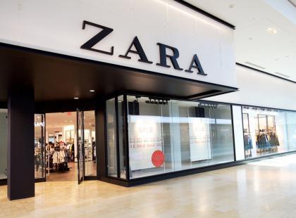 T-shirt z Zary hitem sprzedażowym na całym świecie. Kosztuje tylko 39 zł!