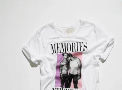 T-shirty Black Book dla H&M - wiosna 2010