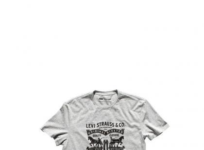 T-shirty męskie marki Levis sezon wiosna/lato 2012