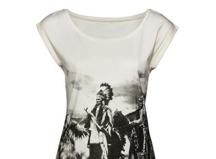 T-shirty w stylu dzikiego zachodu na lato 2012