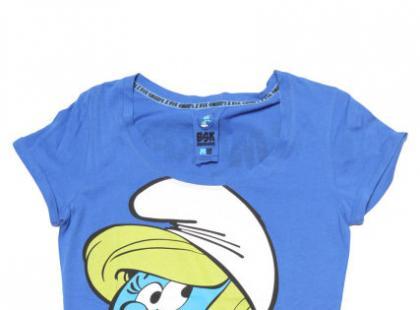 T-shirty z bohaterami bajek i filmów