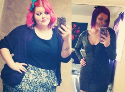 Ta dziewczyna schudła ponad 80 kg i jest szczęśliwa, ale… nie uwierzysz, co ukrywa pod ubraniem