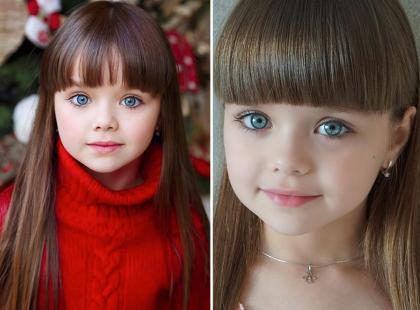 Ta dziewczynka została okrzyknięta najpiękniejszą na świecie. Wygląda jak laleczka!