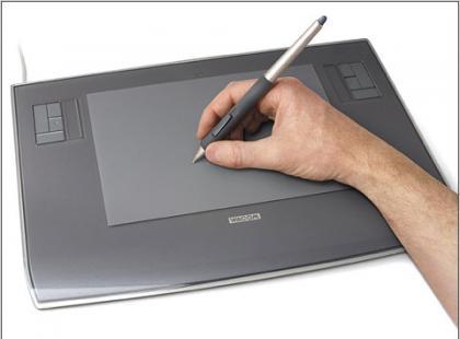 Tablet - podstawowe narzędzie grafika