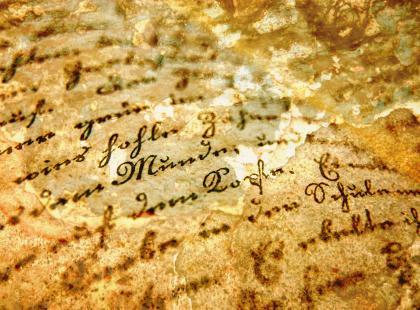 Tajemnice listu