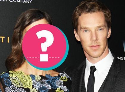 Tajemnicze zaręczyny Benedicta Cumberbatcha! Kim jest jego wybranka?