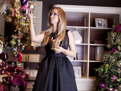Tak gwiazdy spędzają Boże Narodzenie 2012