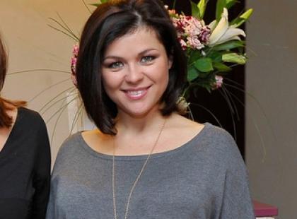Tak Kasia Cichopek wygląda miesiąc przed porodem