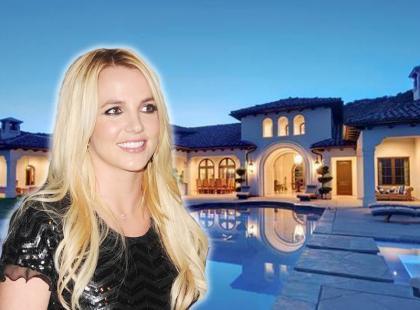 Tak mieszka: Britney Spears