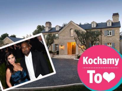 Tak mieszkała Kim Kardashian i Kanye West!