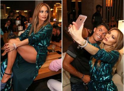 Tak świętowała swoje 47. urodziny Jennifer Lopez