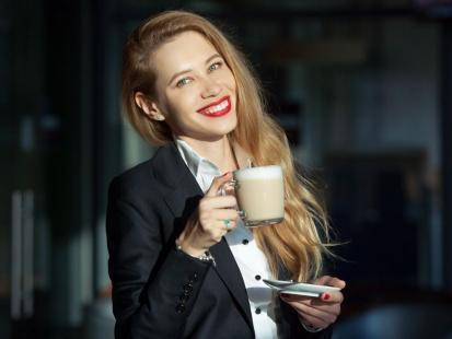 Tak wygląda kobieta sukcesu!