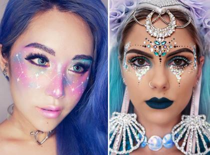 Tak zjawiskowych makijaży na Halloween jeszcze nie było!