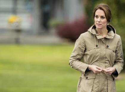 Taką kurtkę nosi księżna Kate. Może i ty się skusisz?
