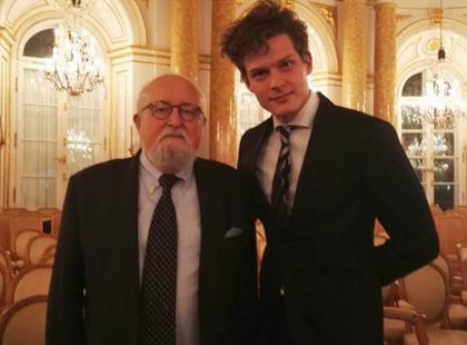 Takie chwile cieszą nas najbardziej! Sukces Polaka na Grammy: wybitny kompozytor Krzysztof Penderecki otrzymał prestiżową statuetkę!