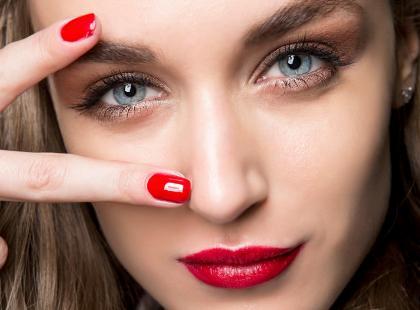 Takiego efektu w hybrydowym manicure jeszcze nie było! My jesteśmy zachwycone!