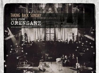 "Taking Back Sunday ""Live From Orensanz"""