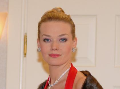 Tamara Arciuch w kadrze