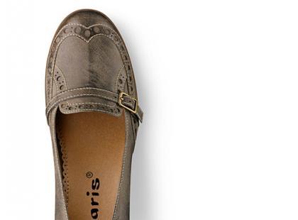 Tamaris- kolekcja obuwia damskiego - wiosna/lato 2008