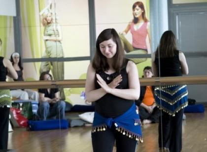 Taniec brzucha w ciąży