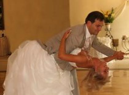 Taniec weselny - pierwszy taniec